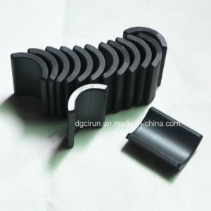 High Quality Custom Arc Ferrite Magnet for Motor pictures & photos