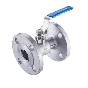1PC Stainless Steel 304 Flanged Ball Valve pictures & photos