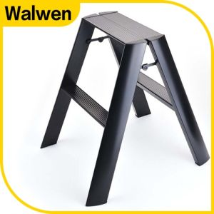 A Shape Folding Agility Aluminum Step Ladder pictures & photos
