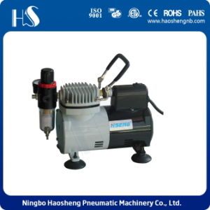 China Factory New Airbrush Compressor with Fan Af18-2 pictures & photos