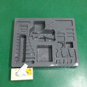 Large Size Plastic Pet Serving Tray for Stanley Tools pictures & photos