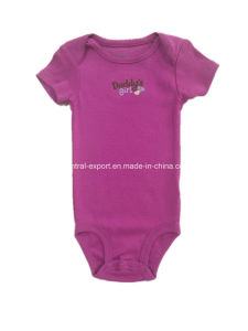 Picture Print Baby Romper pictures & photos