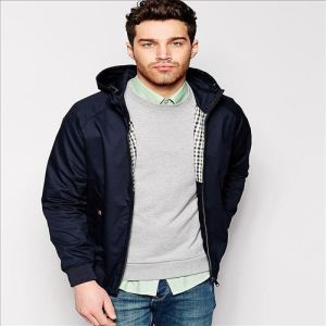 2016 Fashion Ultralight Men′s 100%Cotton Thermal Jacket pictures & photos