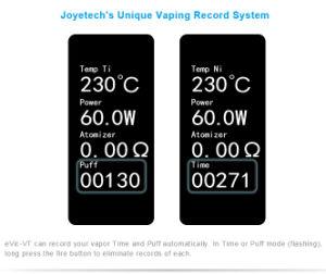 Joyetech Newest 5000mAh Super Car Design Temp Control Evic Vt Box Mod, Mechanical Mod pictures & photos