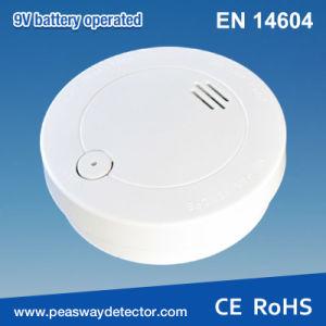 Home Smoke Detector CE RoHS En14604 (PW-509S) pictures & photos
