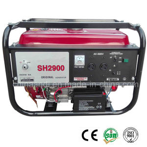 2.5kw 6.5HP Domestic Gasoline Portable Generators pictures & photos