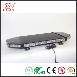 Fire Fighter Amber LED Emergency Lightbar with White Working Light/Public Traffic Visor Lights Amber Truck LED Warning Lightbar pictures & photos