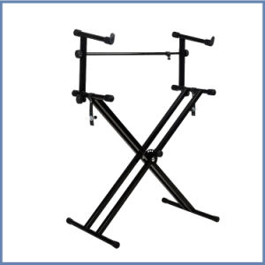 Popular Music Stand Electronic Keyboard Stand pictures & photos