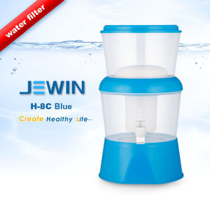 Blue Color 8L Drinking Ceramic Water Filter with Cheap Price pictures & photos