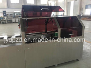 Agent Price Supply Semi Automatic Box Sealing Machine for Salt Powder Packing and Boxing