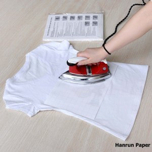 Iron on Heat Transfer Paper for Cotton T-Shirt