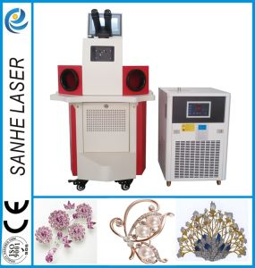 Automatic Jewelry Laser Welding Machine Welder Machine with Ce ISO pictures & photos