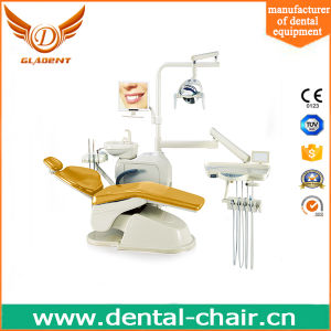 Gladent Most Luxury Model Classic Dental Unit Chair pictures & photos
