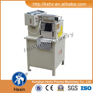 Velcro Fabric Safety Belt Hot Cutting Machine pictures & photos