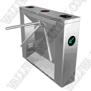Vertical Access Tripod Turnstile Stainless Steel pictures & photos