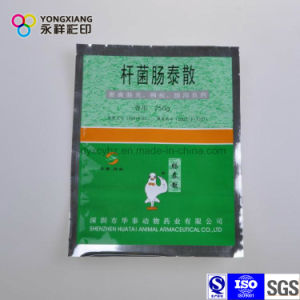 3-Side Sealing Veterinary Medicine Plastic Packaging Bag pictures & photos