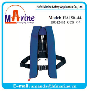 150n Self Inflating Waist Worn Life Jacket pictures & photos