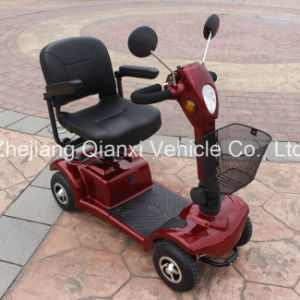 4 Wheel Electric Mobility Outdoor Min Scooter (ST098) pictures & photos