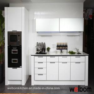 Welbom Romantic Customized Baked Paint Kitchen Cabinet