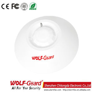 PIR Sensor with Wireless / Wired for Ceiling Mounting pictures & photos