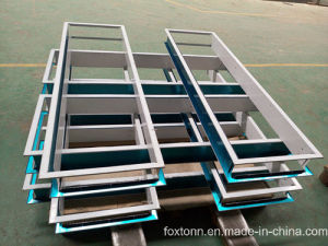 OEM Sheet Metal Fabrication for Construction pictures & photos