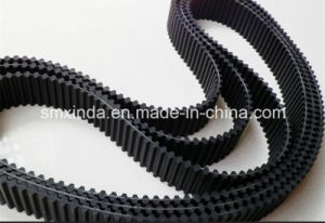 T Type Double Sided Synchronous Belt, Double Sided Rubber Timing Belt pictures & photos