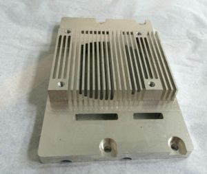 High Precision CNC Machining Aluminum Cover for Portable Computer pictures & photos