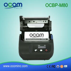 Best Price USB Ports Label Bluetooth Android Barcode Printer (OCBP-M80) pictures & photos