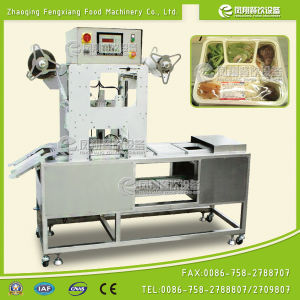 Fast Food Capping Capper, Milky Tea Instant Noodle Seamer Sealing Machine pictures & photos