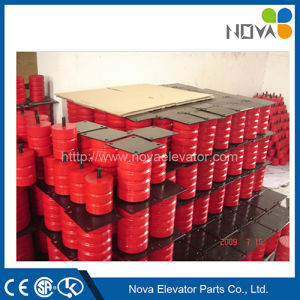Elevator Polyurethane Rubber Buffer Elevator Safety Parts pictures & photos