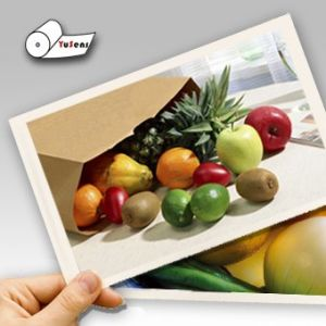 A4 Double Sided High Glossy Laser Printing Photo Paper pictures & photos