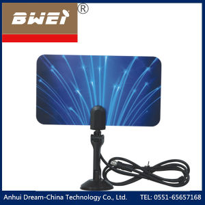 Blue Mini UHF VHF Indoor Antenna for Indoor Use pictures & photos