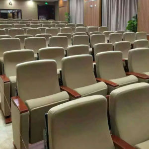Auditorium Chair with Microphone and Translation System (R-6128) pictures & photos