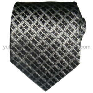 Fashion Men′s Silk Woven Jacquard Necktie
