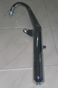 Motorcycle Parts Motorcycle Exhaust Muffler for Suzuki Ax100 pictures & photos