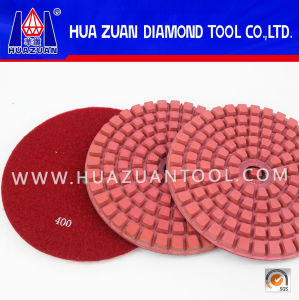 Red Marble Polishing Pad From China pictures & photos