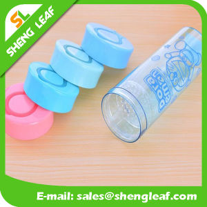 Plastic Bottle Manufacturers with Cup Cover Water Bottle (SLF-WB027) pictures & photos