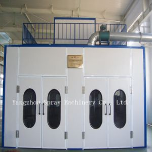 High Quality Machinery Painting Room, Spray Booth for Large Machinery pictures & photos