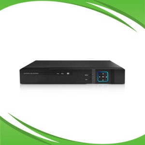 4CH CCTV DVR with Tvi/Cvi/Ahd/IP/Analog HD DVR pictures & photos