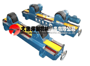 High Quality Dsk Turning Rollers / Welding Rotator pictures & photos