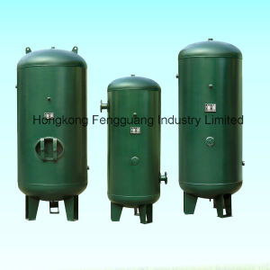High Low Pressure Compressed Air Gas Stock Receiver Storage Tank pictures & photos