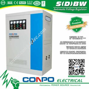 SBW Series Full-Auotmatic Compensated Voltage Stabilizer/Regulator pictures & photos