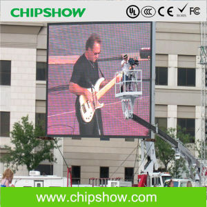 Chipshow AV10 Outdoor Full Color Rental LED Sign pictures & photos