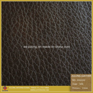 1.5mm Thickness Artificial and Faux Sofa Furniture Leather (SF012150) pictures & photos