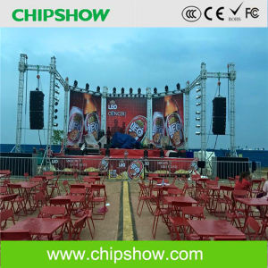 Chipshow Outdoor Easy Installation Flexible Advertising Video Display P5 pictures & photos