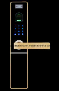 Biometric Fingerprint Security Door Lock (UL-880) pictures & photos
