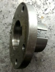 Fixedstar Inch Shaft Mount Reducer Ratio 15 and 25 Gear Reducer pictures & photos