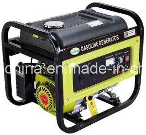 2000W 5.5HP Single Phase Petrol Generator (2600DXE-D) pictures & photos