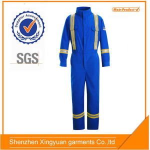 Star Sg Flame-Retardant Workwear Overall