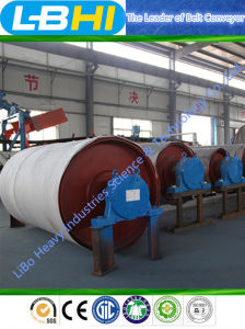 Long-Life Good-Quallity Conveyor Pulley for Sale (dia. 1600) pictures & photos